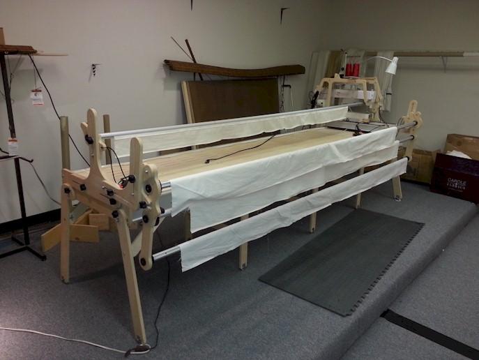 14jan2014 001_m.jpg : grace machine quilting frame - Adamdwight.com